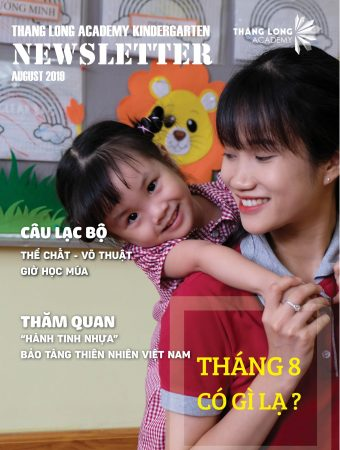 Thang Long Academy newsletter aug