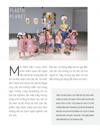 Thang Long Academy newsletter aug4