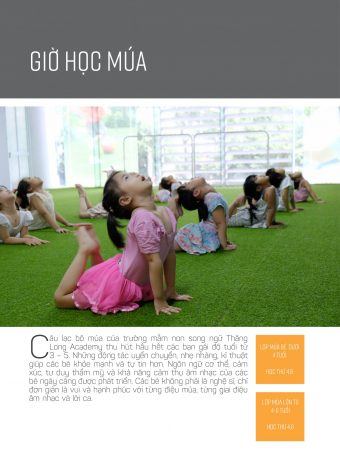 Thang Long Academy newsletter aug7