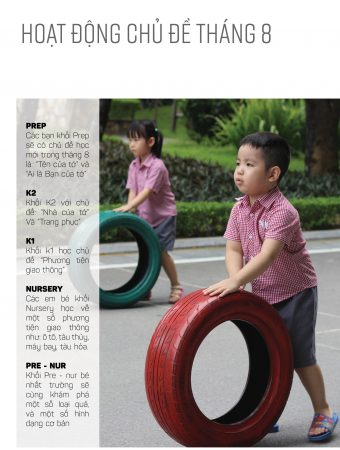 Thang Long Academy newsletter aug8