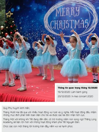 newsletter December 20202